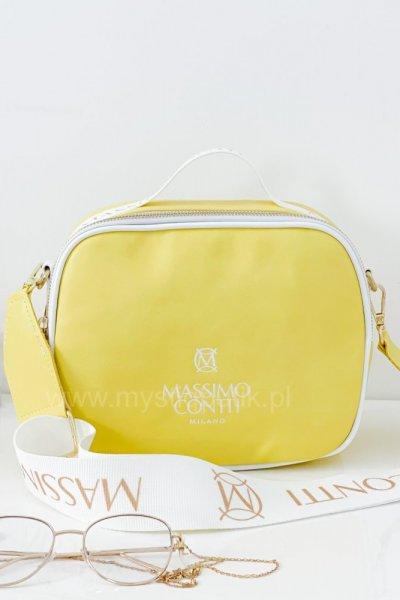 Torebka Massimo - yellow