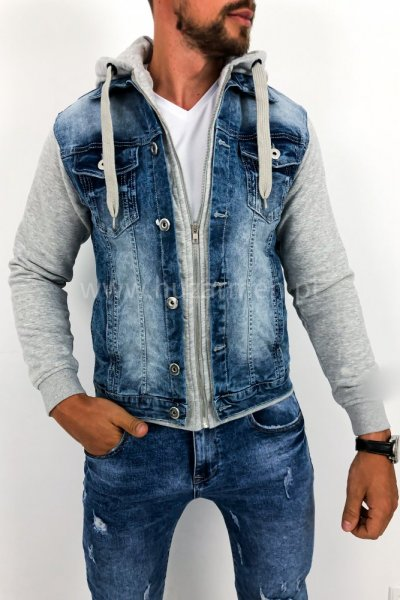 Kurtka męska jeans RMJ-2001