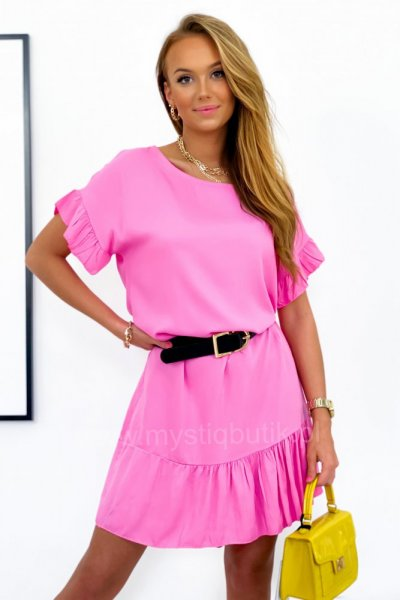 Sukienka MILO - pink