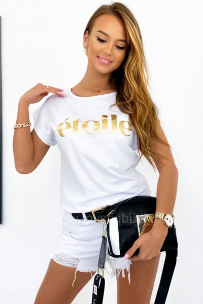 T-shirt ETOILE - white