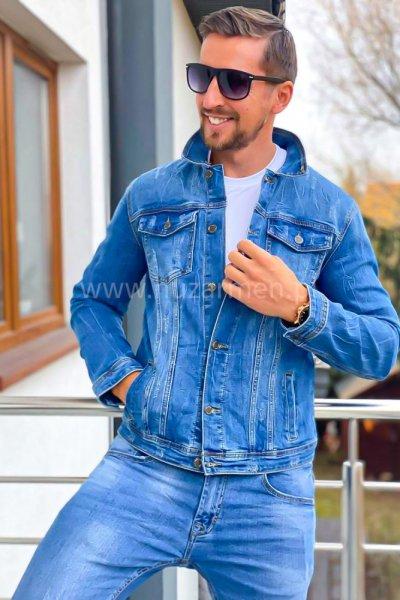 Kurtka męska Jeans 9007