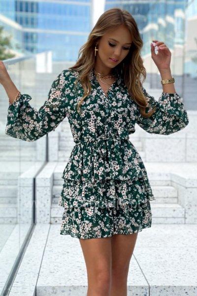 Sukienka POLI - green