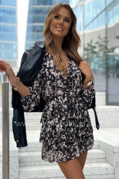 Sukienka POLI - black