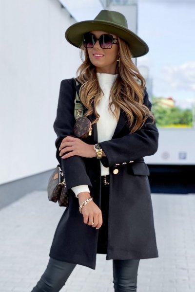 Płaszcz STILLO - black