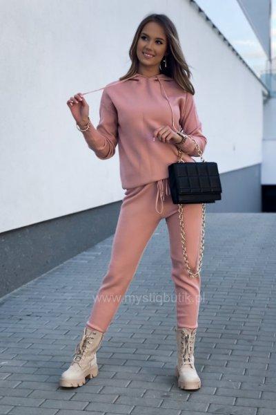 Dres komplet JLF - pink