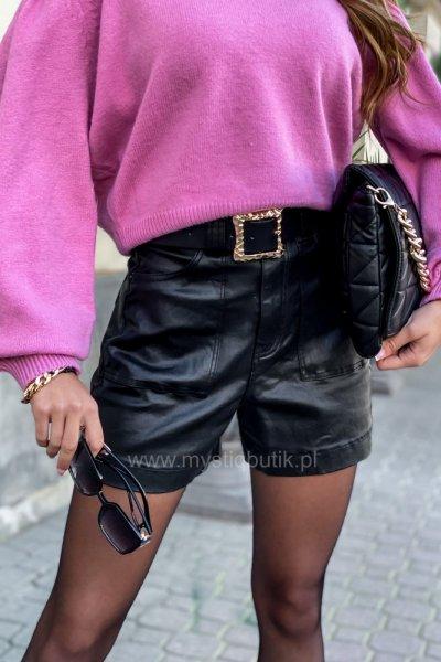 Spodenki woskowe - black