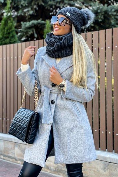 Płaszcz STILLO 2 - szary