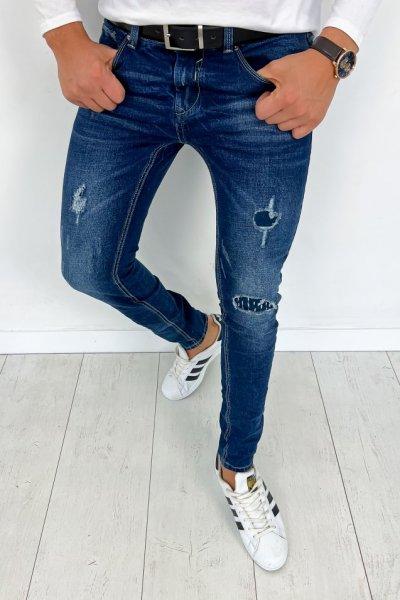 Spodnie męskie jeans NC4943